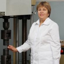 Рамина Рамзиевна Аманова, лаборант