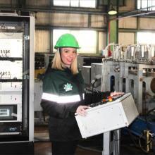 Участок ремонта ГНО (глубинно-насосного оборудования)